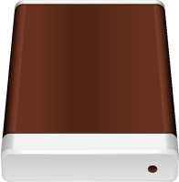 Brown HD icon Free Vector Data