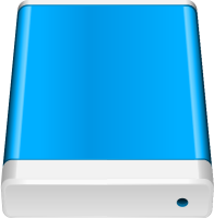 Light Blue2 HD icon Free Vector Data