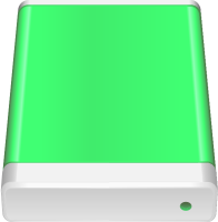 Light Green HD icon Free Vector Data