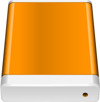 Light Orange HD icon Free Vector Data