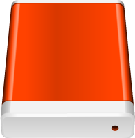 Orange HD icon Free Vector Data