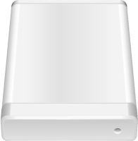 White HD icon Free Vector Data
