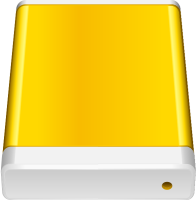 Yellow HD icon Free Vector Data