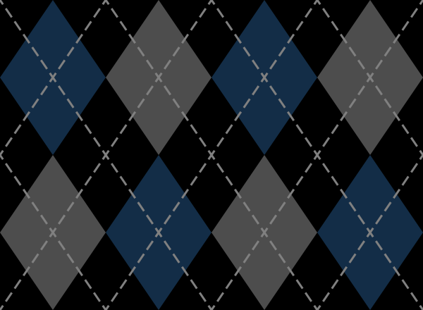argyle_pattern_black_blue_gray