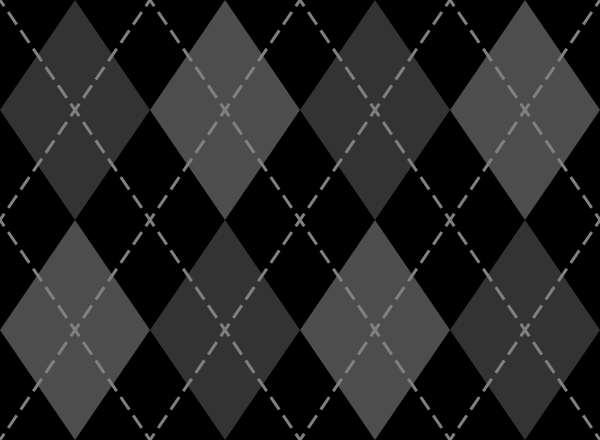 argyle_pattern_black_gray