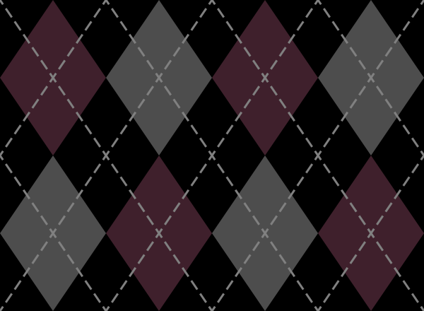 argyle_pattern_black_purple_gray