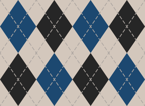 White And Blue And Black Argyle Pattern texture pattern vector data