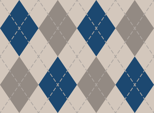 argyle_pattern_white_blue_gray