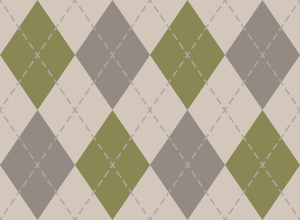 argyle_pattern_white_green2_gray