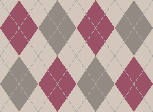 White And Pink And Gray Argyle Pattern texture pattern vector data