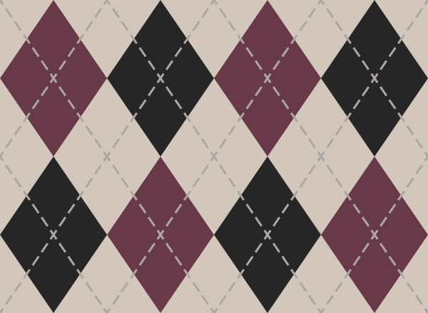 argyle_pattern_white_purple_black