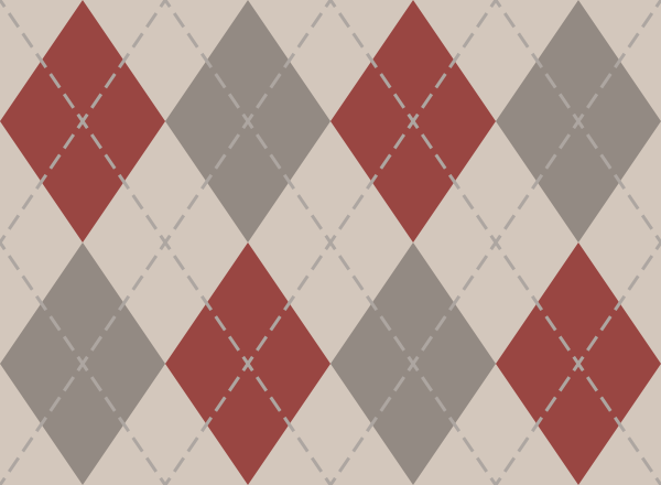 White And Red And Gray Argyle Pattern texture pattern vector data