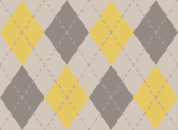 White And Yellow And Gray Argyle Pattern texture pattern vector data