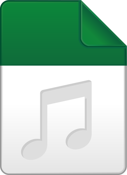 audio_file_icon_dark_green