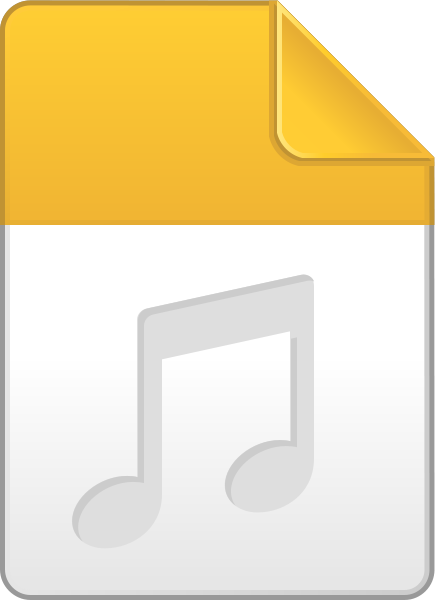 audio_file_icon_yellow