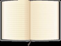 BOOK ICON BLACK