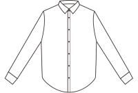 BusinessShirt Front
