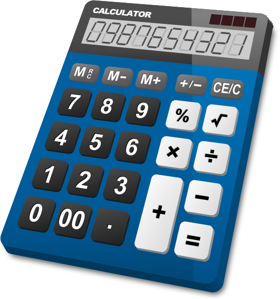 calculator_blue