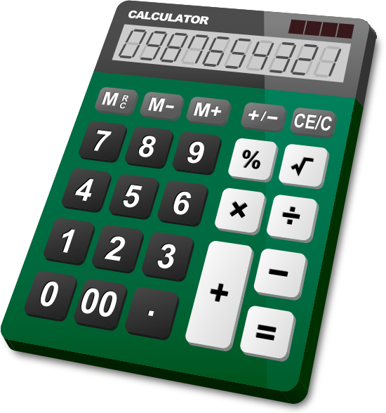 calculator_dark_green