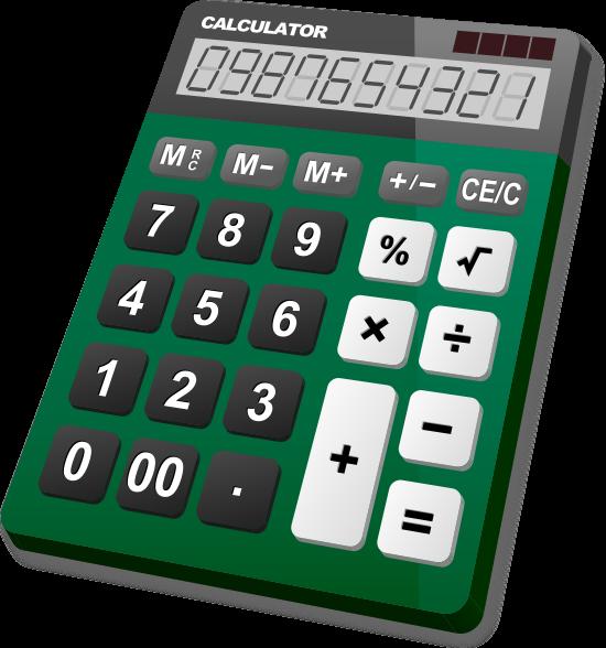 calculator_dark_green