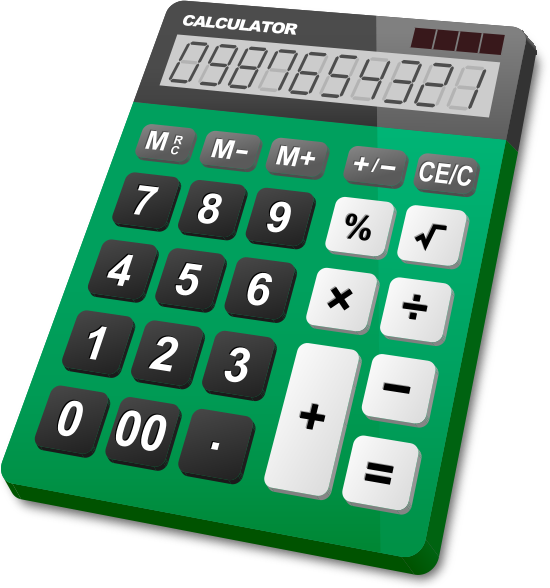 calculator_green