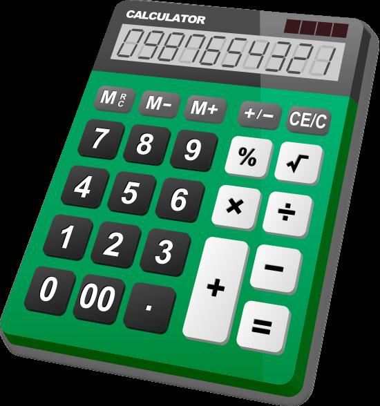 calculator_green