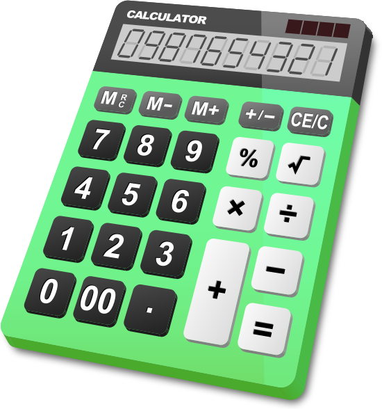 calculator_light_green