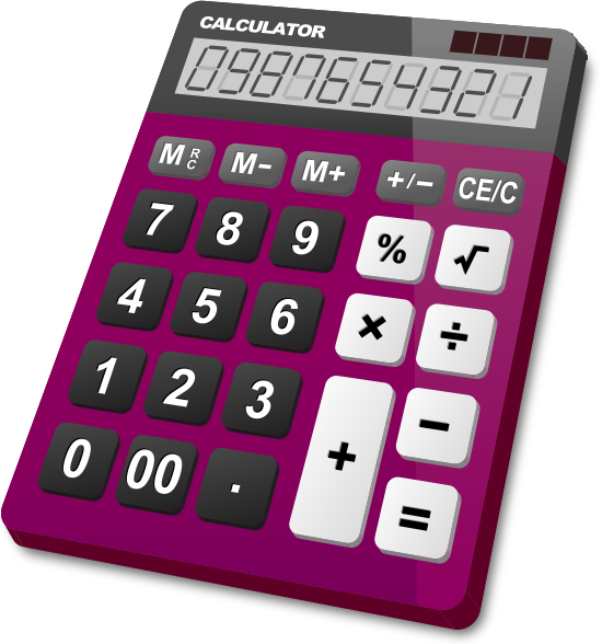 calculator_purple