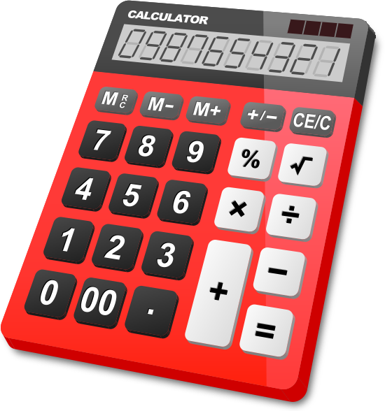calculator_red