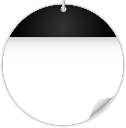 Calendar Date Circled Circle Calendar Date Icon