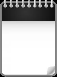 Calendar Date Icon BLACK