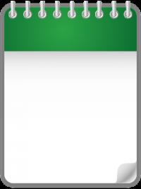 Calendar Date Icon GREEN
