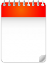 Calendar Date Icon RED2