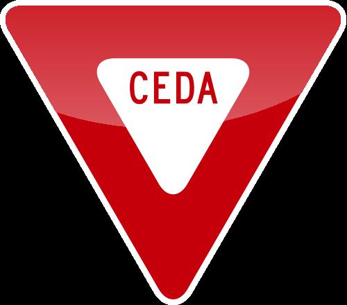 CEDA Sign