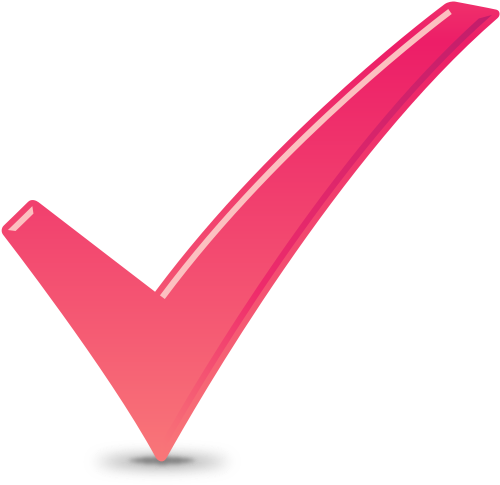 check_sign_icon_pink
