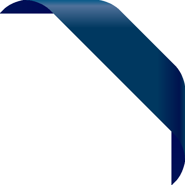 corner_ribbon01_navy_blue