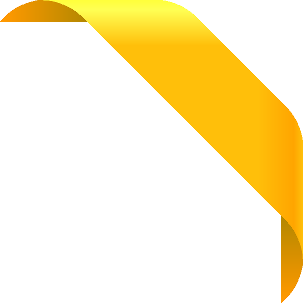 corner_ribbon01_yellow