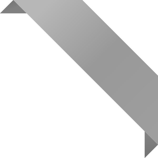 corner_ribbon02_gray