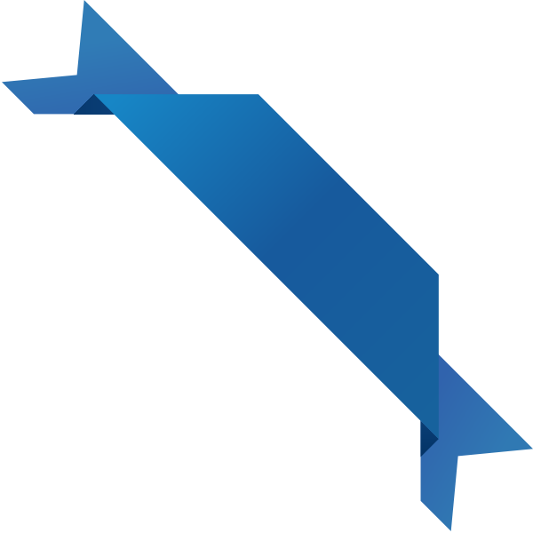 corner_ribbon03_blue