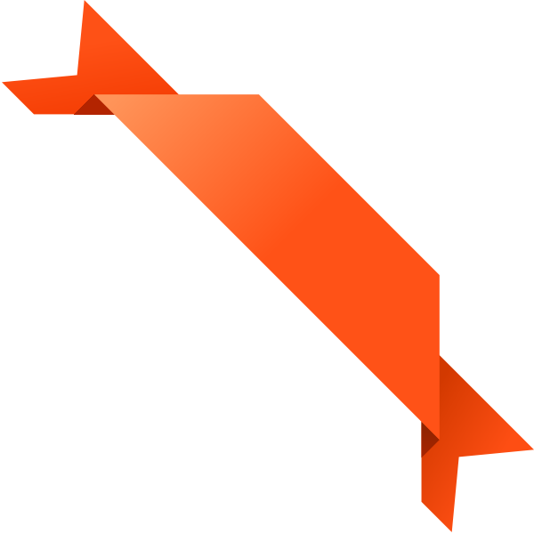 corner_ribbon03_orange