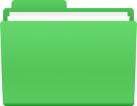 FOLDER ICONGREEN