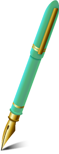 fountain_pen_turquoise_blue