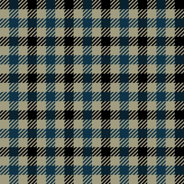 Black and Blue1 gun club check texture pattern vector data