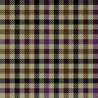 Black and Brown and Purple gun club check texture pattern vector data