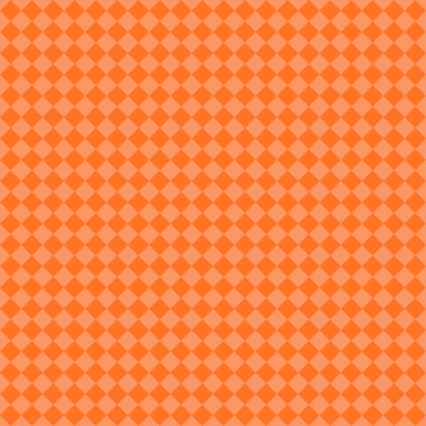 Orange1 harlequin check02 texture pattern vector data