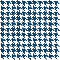 Blue3 Houndstooth check vector data