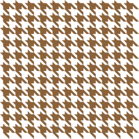 Brown Houndstooth check vector data