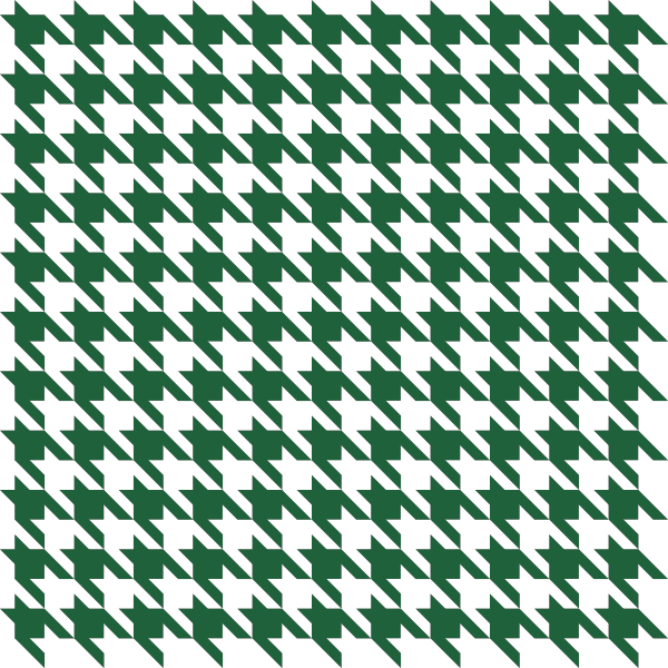 houndstooth_check_green3