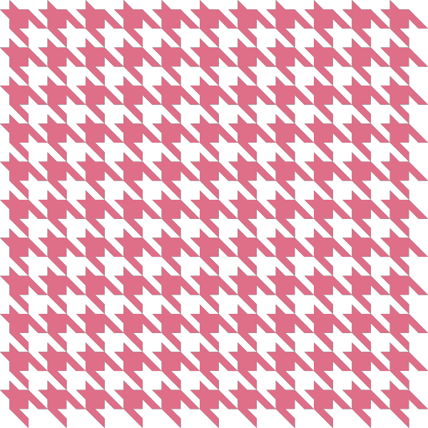 houndstooth_check_pink