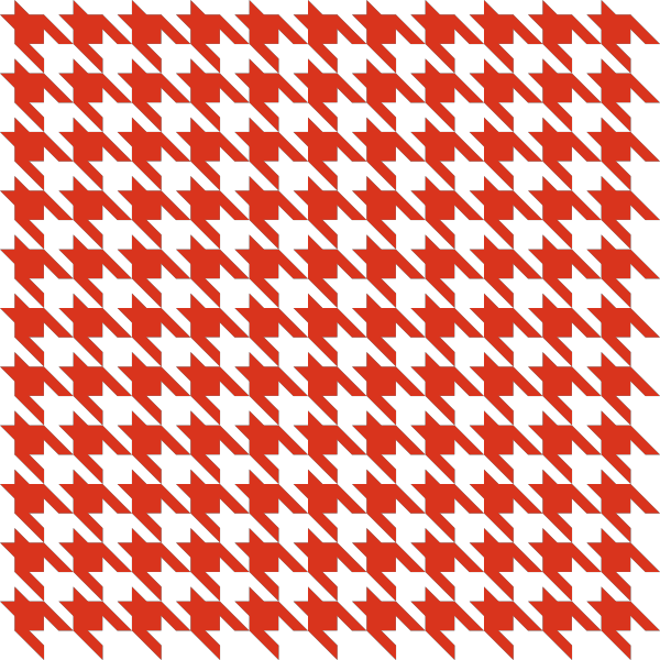 houndstooth_check_red
